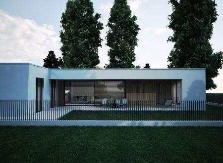 Stavebný pozemok REZERVOVANÝ  P44/592,10 m2/ Horná Streda