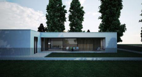 Stavebný pozemok P44/592,10 m2/ Horná Streda