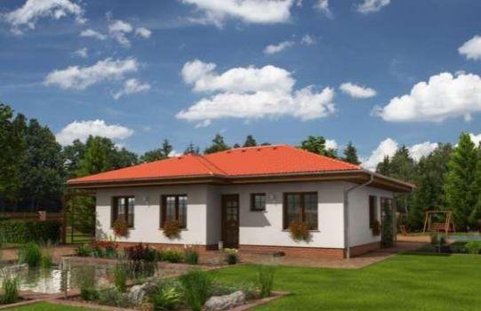 PREDAJ: Novostavba 4-izb.RD, Malý Raj, Slovenský Grob