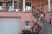 Komfortný 6izb. RD, 490m2, novostavba, s pozemkom 1944m2, tehla, zateplený, dvojgaráž, 2x terasa, balkón