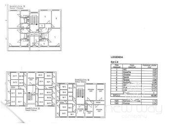 Predaj - 3 izb byt v Ružinove