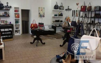 Ponúkame krásny obchodný priestor v centre Poprad