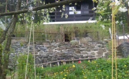 ZĽAVA - Záhradná chatka so záhradou 395 m2 – Fončorda, pod Suchým vrchom v B. Bystrici -  Cena 16 500 €