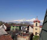 Predaj 2 izbový byt novostavba, Vysoké Tatry, Mlynica - výhľad na Tatry