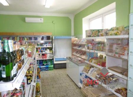 Rodinný dom -Topoľčany - bývanie a podnikanie