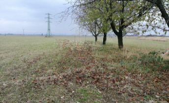 Stavebný pozemok v Piešťanoch
