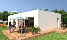 EXKLUZÍVNE! Na predaj budúca výstavba 4 izbového domu na Šúdoly!