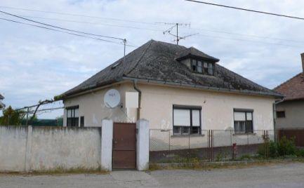 Rodinný dom  na predaj v obci Holice, časť Veľká Budafa
