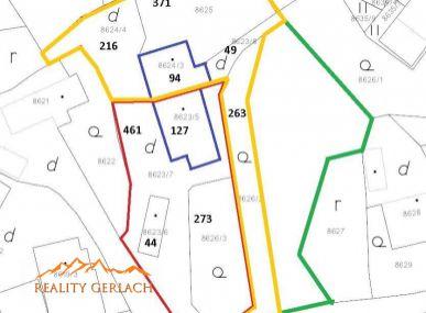 Pozemky na predaj v Novoveskej Hute.