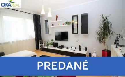 EXKLUZÍVNE Luxusný 3 izb. byt na Bysterci