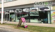 Obchodný priestor Žilina 195 m2