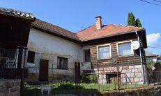 Ponúkame na predaj 3 izbový rodinný dom v Novej Bani