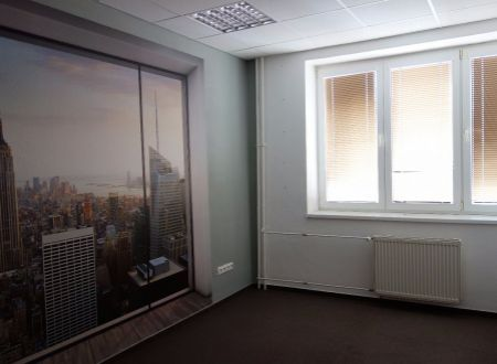 Dvojkancelária 42m2 v širšom centre mesta, Ružinov