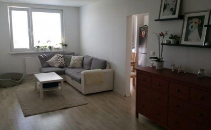Komplet prerobený 3 izb byt v Bratislave, ulica Vígľašská