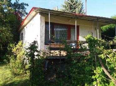 Rekreačná chata s veľkým pozemkom Sokolovce, Vysoká ulica