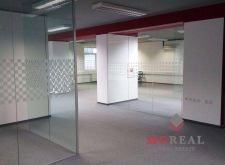 Lukratívne administratívne priestory, open space, flexibilné riešenie, 308m2, Ružinov, Štrkovec