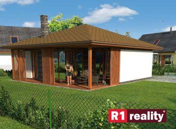 Stavebné pozemky /553 - 1027 m2/ Beckov