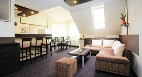 Moderný 3 izbový apartmán (80 m2) v centre mesta