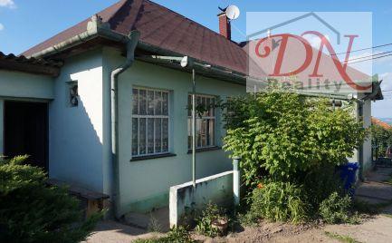 Predaj – rodinný dom – KOLÍŇANY- 52 000€