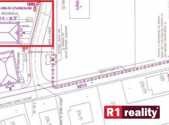 Stavebný pozemok 605 m2  v obci Beckov + stav. povolenie / VOĹNÝ