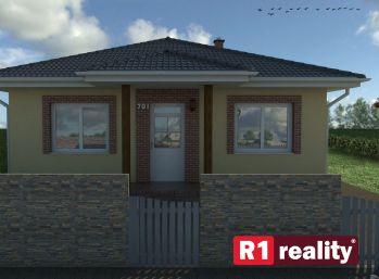 Stavebný pozemok 616 m2 v obci Beckov + stav. povolenie/ VOĽNÝ
