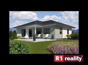 Stavebný pozemok 618 m2 v obci Beckov + stav. povolenie/ VOĽNÝ