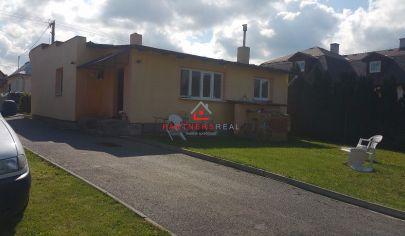 Šikovný domček, s krásnym pozemkom,predaj,Košice-Západ, Pereš