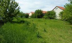 Predaj veľkého pozemku (budúci stavebný pozemok) v Dunajskej Lužnej – Nová Lipnica.