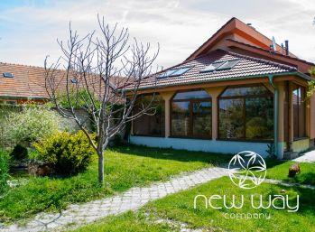 EXKLUZÍVNE  na predaj Rodinný dom Dvory nad Žitavou 188 000 Eur