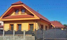 PREDAJ-Rodinný dom Vráble