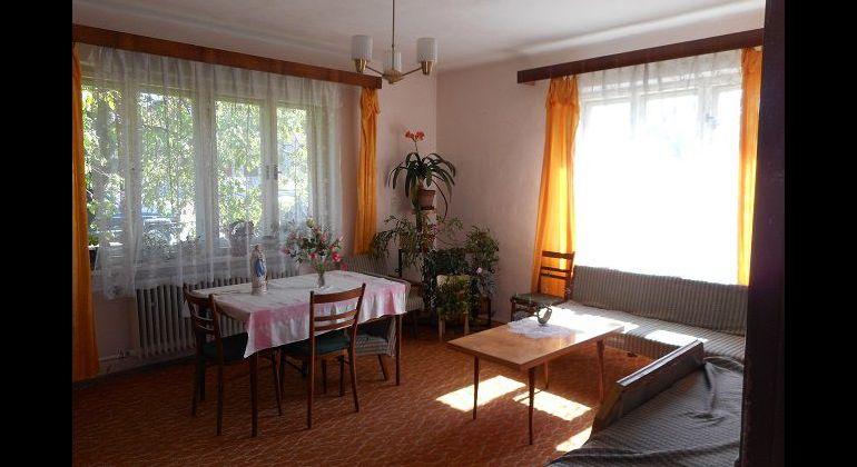 Rodinný dom v obci Svinná, pozemok 550 m2