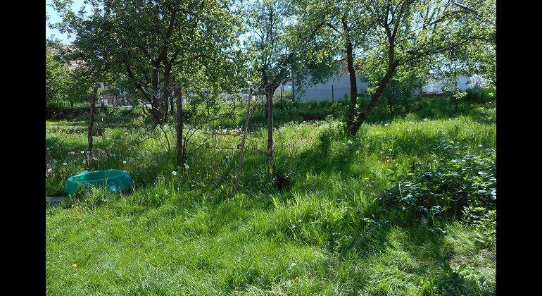 Rovinatý pozemok v obci Svinná, 550 m2