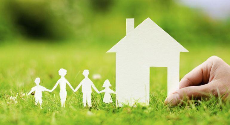 Hľadáme pre veľkú rodinu dvojgeneračný dom pri ZA, KNM