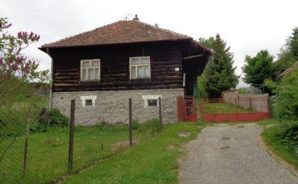 Rodinný dom na rekreačné účely v obci Sklené - zvýhodnená cena