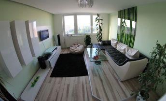 PREDANÉ - 3 izbový moderný byt v Petržalke