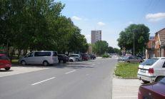 Prenájmem stavebný pozemok 500m2 na občianskú vybavenosť v centre mesta Šamorín
