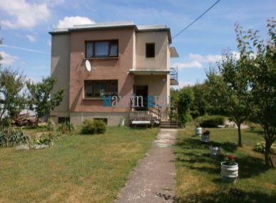 MAXFIN REAL - REZERVOVANÉ predaj 4 izbového rodinného domu - Poľný Kesov