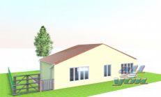 REZERVOVANÉ Predaj renovovaného domu v obci Diakovce.