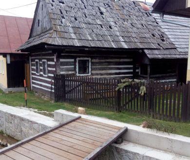Krásna staršia drevenica 63m2, Liptovská Teplička.
