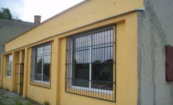 Na predaj obchodný priestor v Rimavskej Sobote, časť Bakta - pri hlavnej trase Zvolen-Košice
