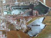 5400 m2 STAVEBNÝ POZEMOK na jazere Guláška - PRI VODE