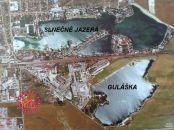 4000 m2 STAVEBNÝ POZEMOK V SENCI na jazere Guláška - pri vode