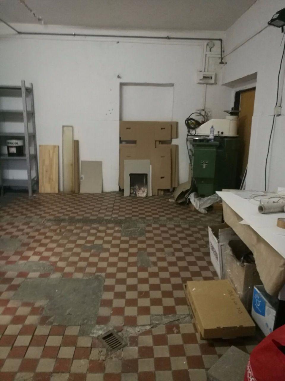 Areté real, Prenájom skladových priestorov v obci Viničné