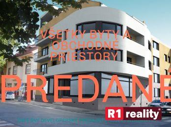 Moderná novostavba v centre Piešťan