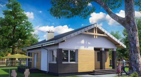 3 - izbový rodinný dom 740 m2 pozemok - obec Dunasziget