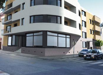 Nový 3 izbový byt / A1, 75,32 m2 s terasou a balkónom/ Piešťany
