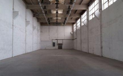 Skladový priestor na prenájom, 550 m2, BA-Ružinov