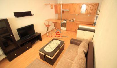 Ideálny zrekonštruovaný  1,5-izbový byt so 6m loggiou na predaj, Trieda SNP