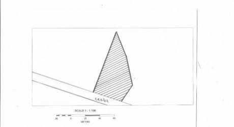 Na predaj pozemok v priemyselnej zóne, 2827 m2, Trebatice