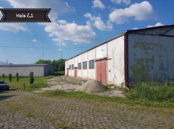 Na predaj výrobné/skladové priestory(bývalý areál ZŤS Martin)